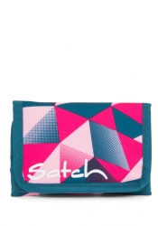 Satch Wallet Geldbörse Pink Crush