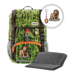Step by Step KID Schleich Rucksack-Set Wild Life