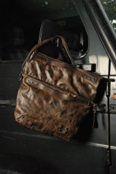 A.S.98 Sligo Borse Handtasche L brown