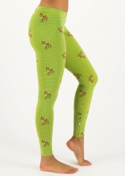 Blutsgeschwister Leggings a step in the dark legs deer Love