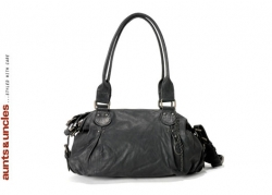 aunts and uncles Florence Handtasche black
