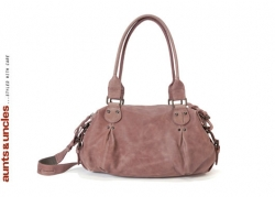 aunts and uncles Florence Handtasche rosewood