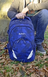 Satch Air Rucksack Bluebits