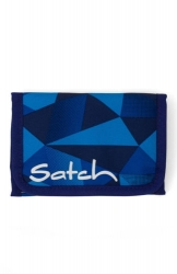 Satch Wallet Geldbörse Blue Crush