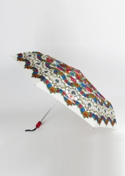 Blutsgeschwister Regenschirm ciao bella umbrella flower carpet developed by Knirps