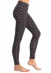 Blutsgeschwiste leggings ladylaune legs super cherry dot
