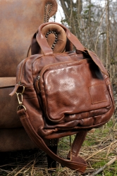 Cowboysbag Bag Brooklyn cognac 1311300