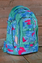 Satch Pack Rucksack Berry Carry