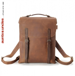 aunts and uncles Chap Rucksack hazelnut