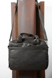 Strellson Sportswear Coleman SoftBriefcase Aktentasche dark brown