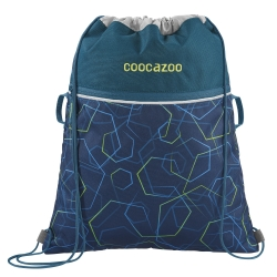 Coocazoo Sportbeutel RocketPocket2 Laserbeam Blue