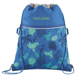 Coocazoo Sportbeutel RocketPocket2 Magic Tropical Blue