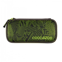 Coocazoo Federmappe PencilDenzel Limited TecCheck Neon Yellow