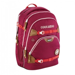 coocazoo Schulrucksack ScaleRale Limited Edition Mixed Melange Bold Berry