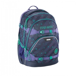 coocazoo Schulrucksack ScaleRale Limited Edition Effective Reflective Stripe