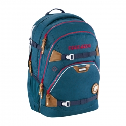 coocazoo Schulrucksack ScaleRale Limited Edition Mixed Melange Silent Sea