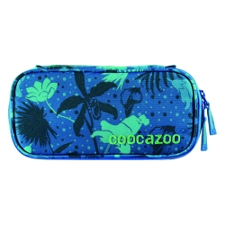 Coocazoo Federmappe PencilDenzel Tropical Blue