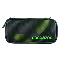 Coocazoo Federmappe PencilDenzel Polygon Bricks Grey