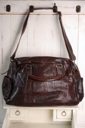 Cowboysbag 1480 Bag Sparks brown Weekender