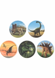 Ergobag Kletties Dinos Mini Cubo Pack 5 Stk