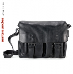 aunts and uncles Early Bird black Postbag M