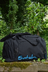Satch Sporttasche Black Bounce