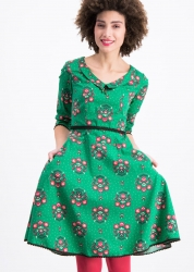 Blutsgeschwister Kleid so long lonelyness dress fancy folk flower