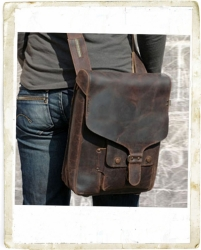 aunts and uncles Floy Rucksack dark brown