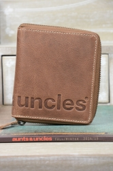 aunts and uncles George Hunter vintage tan