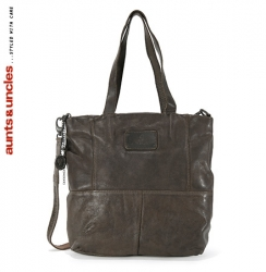 aunts and uncles Ginger Olive grey Shopper XL