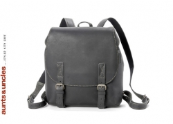 aunts and uncles Grumbler Rucksack coal black