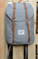 Herschel Rucksack Retreat grey