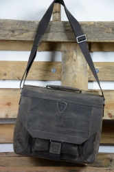 Strellson Hunter BriefBag M dark brown