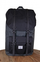 Herschel Little America Rucksack dark shadow