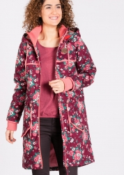 Blutsgeschwister Love and peace Jacke Parka shy kisses
