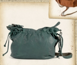 aunts and uncles Mary Handtasche sea green