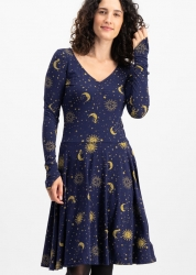 Blutsgeschwister Kleid misirlou performance robe enchanted night
