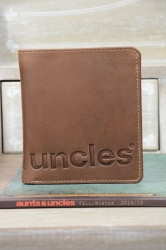 aunts and uncles Phil Hunter vintage tan logo Kombibörse