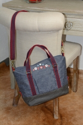 Blutsgeschwister polarlight handbag solveigs sea Shopper