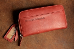 Cowboysbag Geldbörse The Purse red 1304