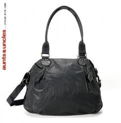 aunts and uncles Rachel Handtasche black