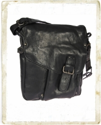 aunts and uncles Raf Postbag M Black