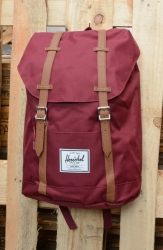 Herschel Rucksack Retreat wine