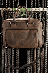 Strellson Sportswear SoftBriefcase Richmond Aktentasche dark brown