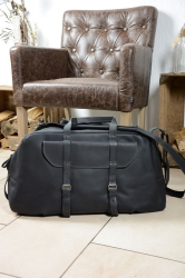 aunts and uncles Roughneck Reisetasche XL coal black