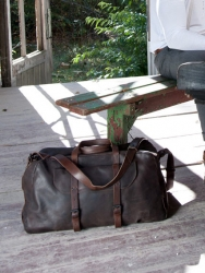 aunts and uncles Roughneck travelling bag XL coffee