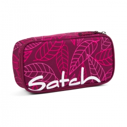 Satch Purple Leaves Schlamperbox