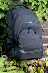 Satch Air Rucksack Black Bounce