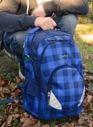 Satch Air Rucksack Bluetwist