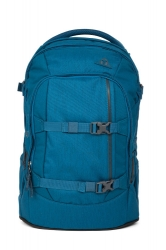Satch Pack Canny Petrol Rucksack